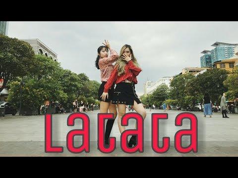 [KPOP IN PUBLIC CHALLENGE] (G)I-DLE ((여자)아이들)   LATATA   Dance Cover   Elise & Jess