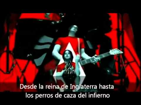 SEVEN NATIONS ARMY - THE WHITE STRIPES (sub  español)