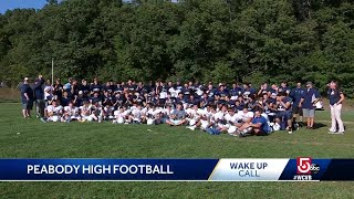 Wake Up Call from Peabody High School