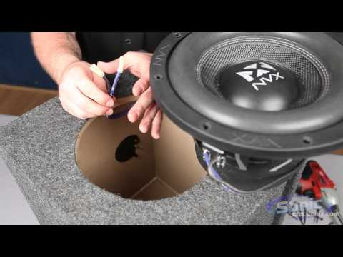 How to Install Car Subwoofers