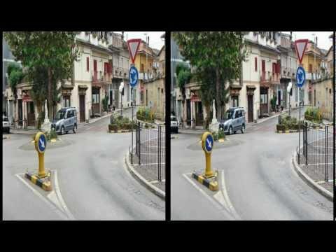 Pagliare del Tronto - 3D