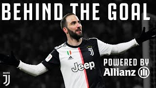 📹?Unique Angles of our Biggest Allianz Stadium Goals! | Behind the Goal | Powered By Allianz