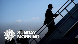 Farewell, 45: Donald Trump exits the stage