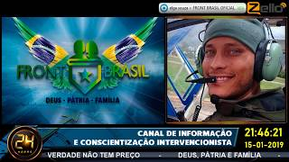🔴FRONT BRASIL OFICIAL - FRONT TV ONLINE OFICIAL !