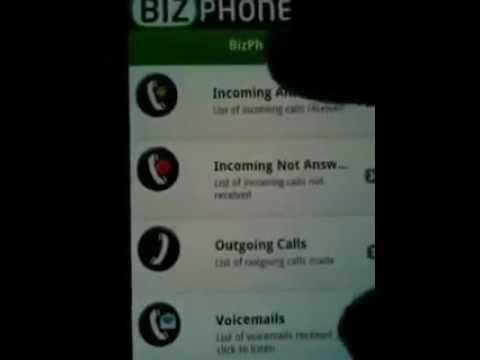 BizPhone Mobile App