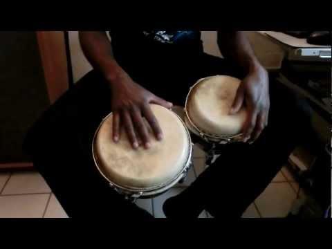 Como tocar Bongo de Bachata