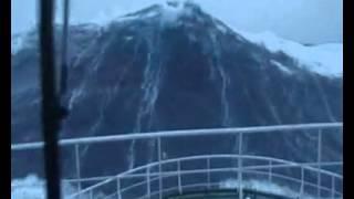 North Sea Big Wave
