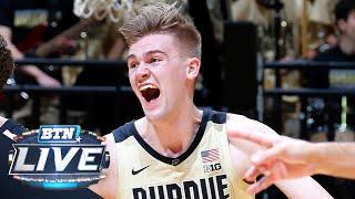 Matt Haarms | Purdue | Big Ten Basketball