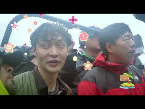 180718 ZHANG YIXING 张艺兴 LAY — 《一出好戏》«The Island» behind the scenes ep2