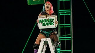 Women's and Men's WWE Money In the bank Ladder Full Match Highlights 2020