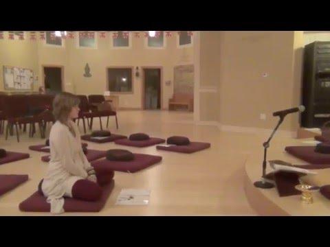 Meditation and Chanting