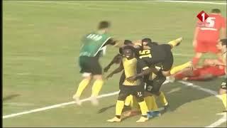 ملخص مباراة النجم الرياضي الساحلي و النادي الرياضي البنزرتي
