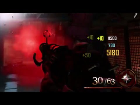 Black Ops 2 Zombies Ray Gun Mark 2 Pack A Punched Gameplay - BO2 Porter's Ray Gun Mark 2 - Buried - Smashpipe Games