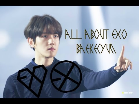 All about Byun Baekhyun