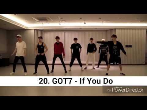 [TOP 31] Kpop Dance Practice (My Ranking) ☆Top Kpop☆