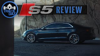 Audi S5 Review (354HP) Performance Driving and Acceleration | Is it Faster Than the BMW 440i?