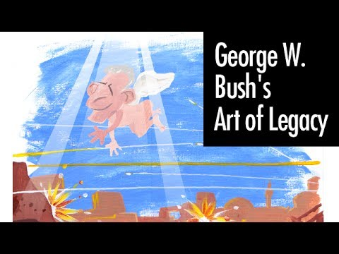 George W. Bush's Art of Legacy