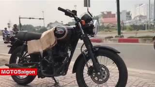 2018 Kawasaki W175 SE đầu tiên về Việt Nam đã có giá bán