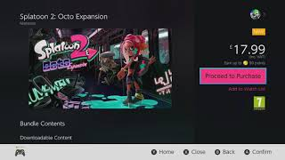 Splatoon 2 How To Download Octo Expansion DLC & Octo Gear