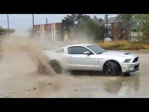 Cleaning up after offroading