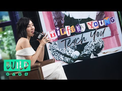 Tiffany Young Chats About Her