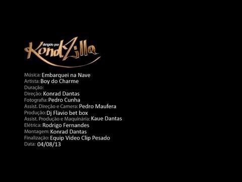 Baixar Mc Boy do Charme - Embarque na Nave (Video Clip) Kondzilla
