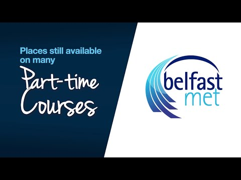 Part-time Courses Available