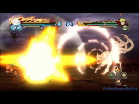 50+ New Screenshots of Jinchuriki, Itachi, Madara, Nagato (Naruto Shippuden Ultimate Ninja Storm Revolution),