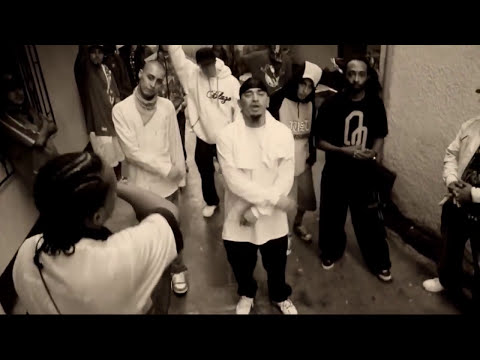 Insurgentes CRACK FAMILY FT. ENGENDROS DEL PANTANO (VIDEOCLIP OFICIAL)