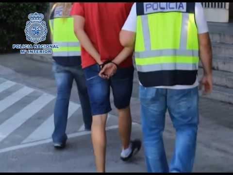 Detenidos varios miembros de 'Distrito 14'