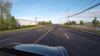 VIDEO Utrkivali se u BMW-ima, a onda im je netko pokvario zabavu