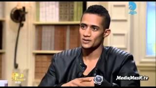 لقاء الممثل محمد رمضان بعد خروجه من السجن مع وائل الابراشى