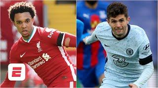 Premier League recap: Liverpool & Chelsea improve their top-4 chances   ESPN FC