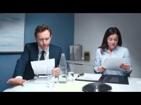 30 Second Interview Advice: Body Language