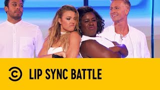 "Uzo Aduba Performs Rachel Platten's ""Fight Song"" | Lip Sync Battle"