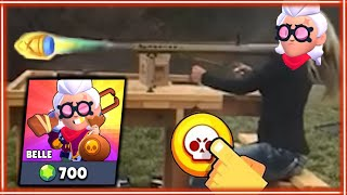 *BELLE* Brawl Stars in Real Life! #12