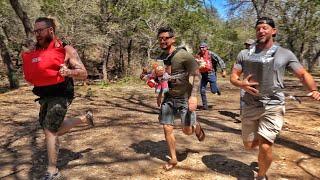 $100 Body Armor Challenge! Donut, AKGuy, Baddie, Eli