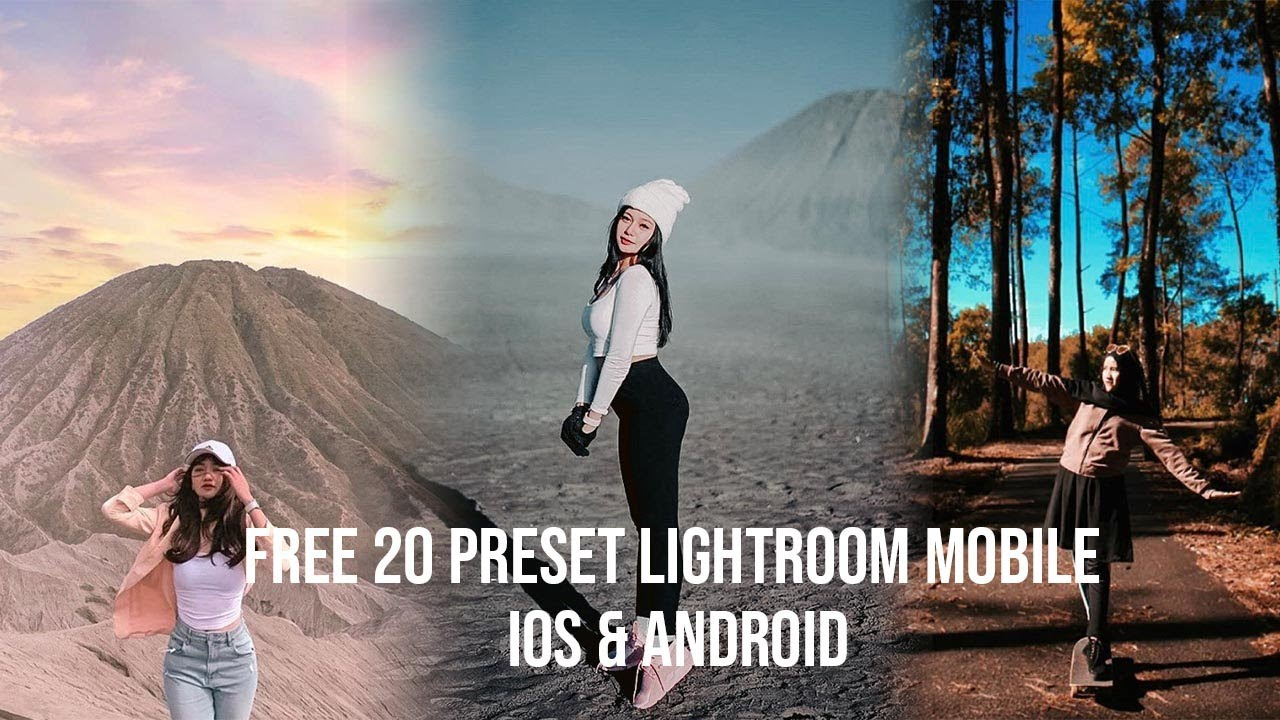 preset+lightroom+android+free
