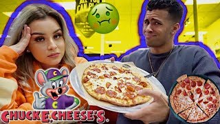 We Tested The Chuck E. Cheese Pizza Conspiracy (THE TRUTH)