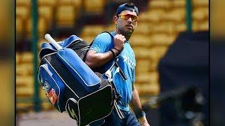 Manish Pandey to replace injured Yuvraj Singh in T20 semif..