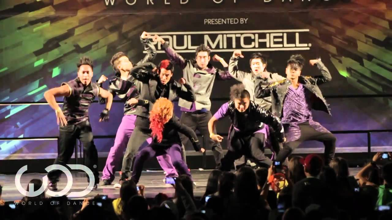 """WORLD OF DANCE 2011 - """"QUEST CREW"""" Performance - YouTube"""