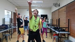 Steven Lim Artiste Official First Personal Training Class!!! Join us!