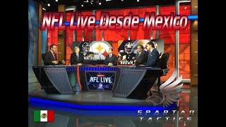 #ESPN #ESPN2 #NFL #ESPNDeportes NFL Live Desde Mexico 3 De Agosto HD