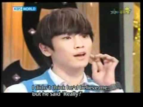 Key pranks Taemin plus RDD performance