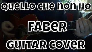 Fabrizio De Andrè - Quello Che Non Ho (Acoustic Guitar Cover) Country Blues Western