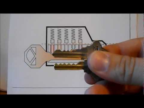 257 How To Pick Decode Amp Cut A Key For A Tubular Lock