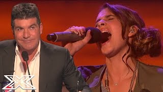 Carly Rose Sonenclar ALL X Factor Performances Including JUDGES COMMENTS | X Factor Global