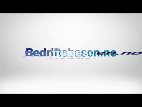 Bedriftsbasen.no TV jingel 3