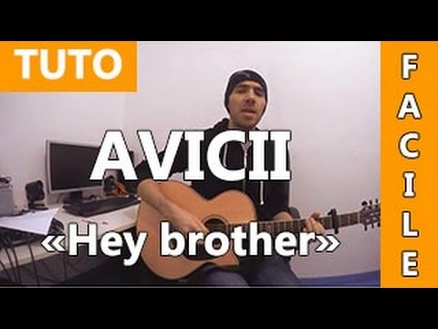 Baixar Avicii - Hey brother - TUTO Guitare  ( Facile )