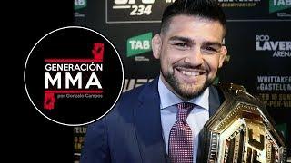 Opinión sobre la caída del Whittaker Vs Gastelum - Generación MMA